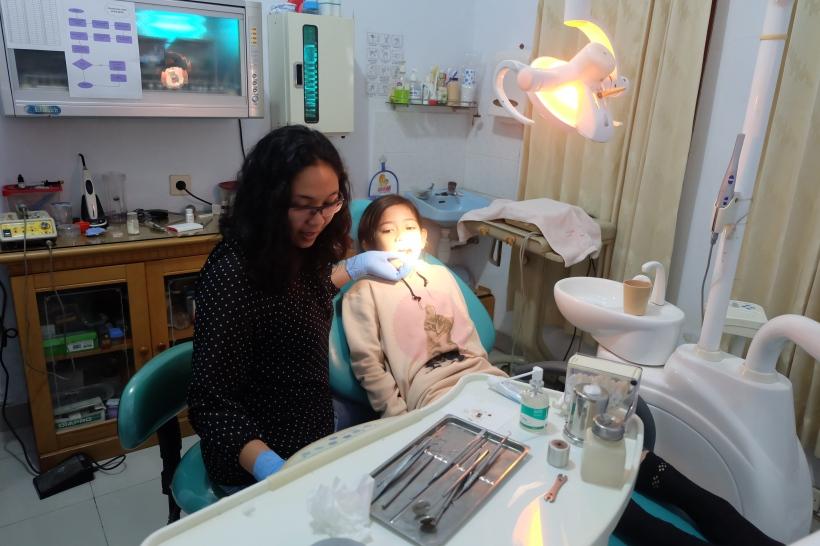 Hita di dokter gigi